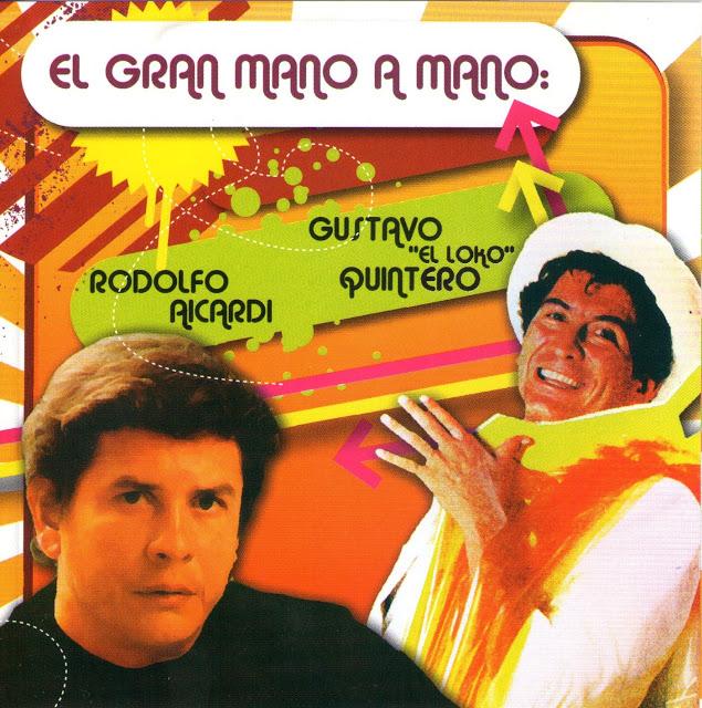 Dos grandes referentes de la música tropical en Colombia. Algo similar a un clásico del Nacional y el Medellín. Foto: Archivo particular