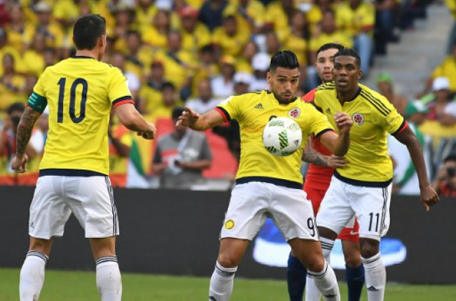 Colombia es Sexta