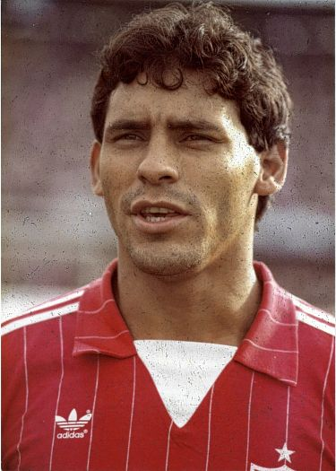 Roberto Cabañas Futbolista