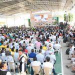 Multitudinaria participación de los cataqueros en el Taller Construyendo País #26, liderado por el Presidente Iván Duque.