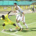 Huila ganó por la mínima diferencia ante Caldas.Foto Cortesia del Diario Del Huila