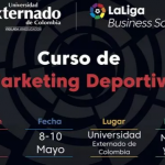 DIMAYOR APOYA EL CURSO DE MARKETING DEPORTIVO CON LALIGA Y U.EXTERNADO 2019-04-29 10.51.06