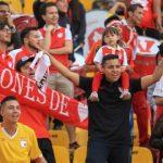 Hinchas Independiente Santa Fe