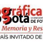 La fotografía se toma a Bogotá