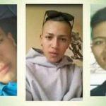 jóvenes desaparecidos en el norte de Bogotá