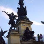 El Obelisco y el Monumento Al Libertador3