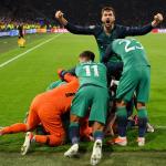 Tottenham derrotó al Ajax y jugará frente al Liverpool en su primera final de Liga de Campeones 2019-05-08 20.50.32 (1)