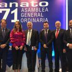 Nueva Junta Directiva nacional de ANATO