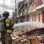 Cuatro muertos y 26 heridos deja explosión en el occidente de Bogotá 2019-05-10 17.14.28 (1)
