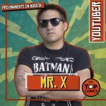 Mr. X (The Top Comics),
