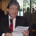 Declaración del Canciller Carlos Holmes Trujillo sobre situaciones particulares de orden migratorio con lo