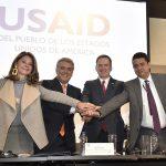 EE.UU. entrega 160 millones de dólares para implementar acuerdo de paz