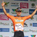 RUTAMiguel Ángel Sarmiento triunfa y lidera la Vuelta de la Juventud 2019