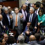 Piden al Senado listado de ausentes en votación de objeciones a la Ley Estatutaria de la JEP