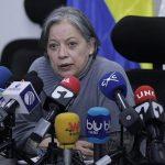 Vicefiscal María Paulina Riveros