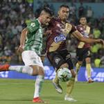 Con goles de Marco Pérez y Maicol Balanta, llos 'Pijaos' superaron como visitantes a los 'Verdolagas'.