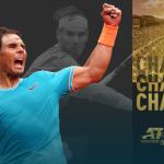 El español logra en el Foro Itálico su 34º ATP Masters 1000.