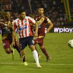 A Junior se le escapa la victoria en el último minuto ante el Tolima