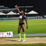 Caterine Ibargüen clasificó a los Olímpicos de Tokio 2020