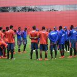 Selección Colombia Masculina Sub-20, entrenó pensando en Polonia 210519 (1)