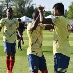 Selección Colombia Sub-20 en el mundial
