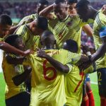 Colombia pisa fuerte en el debut ante Polonia 0-2