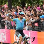 El italiano Dario Cataldo se impuso en la etapa 15 del Giro2019-05-26 12.19.15
