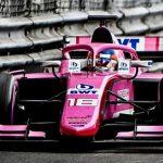 Tatiana Calderón debutó en Mónaco con la F2