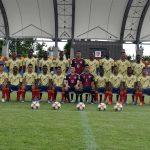 Selección Colombia Masculina Sub-20, realizó su última práctica antes del juego de este miércoles 29 de mayo ante su similar de (1)