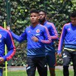 La Selección Colombia de Mayores entrenó en el estadio Metropolitano de Techo, alistando su partido ante Panamá (6)