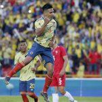 Colombia goleo 3-0 a Panamá en su preparación para afrontar la Copa América Brasil 2019 (22)