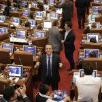 Como la victoria que es, histórica por demás, el director de Coldeportes, Ernesto Lucena, celebró en el Congreso de la República la creación del Ministerio del Deporte