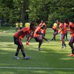 Colombia Sub-20, regresó a entrenamientos luego de la clasificación a Cuartos de Final 040619 (2)