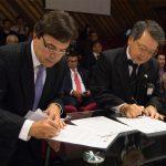 Concluir Acuerdo de Asociación Económica (EPA) entre Colombia y Japón
