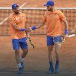 Cabal y Farah en el Roland Garros 2019