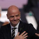 Gianni Infantino es reelegido presidente de la FIFA hasta 2023