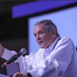 Gerente general Banco de la República, Juan José Echavarría en la versión número 54 de la Convención Bancaria que se realiza en Cartagena