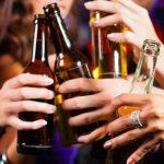 consumo de alcoholen espacio publico