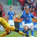 Italia 4 - 2 Mali
