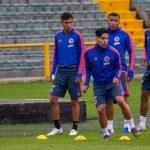 Colombia entreno en el campin4