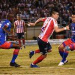 Junior 1-0 Pasto