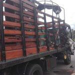atentado a camión del Ejército en Arauca