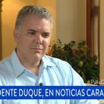 PRESIDENTE DUQUE EN CARACOL NOTICIAS-PARA DONDE VA EL PAIS 2019-06-10 23.00.36 (2)