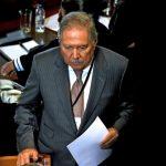 Ministro de Defensa, Guillermo Botero. en la Cámara de representantes