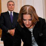 Margarita Cabello Blanco asumió como nueva Ministra de Justicia (1)