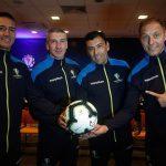 Arbitros capacitados para Copa Mundial