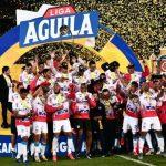 junior_campeón de la Liga Águila I-2019