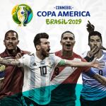 Los máximos artilleros históricos de las selecciones CONMEBOL