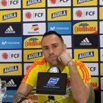 David Ospina habló en conferencia de prensa respecto a lo que será el debut de Colombia ante Argentina,
