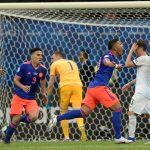 Colombia derroto 2-0 a Argentina3